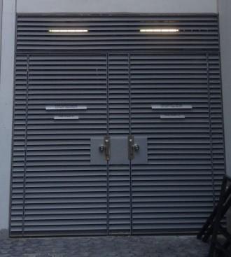 Louvred Doors